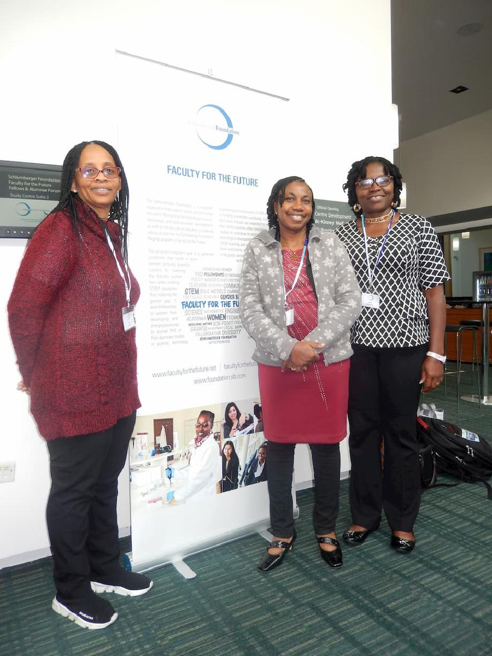 Schlumberger Foundation FFTF Alumnae Forum 2019 Photo 2